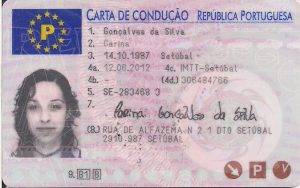 fake driving license portuguese