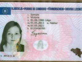 Buy Belgian Driving License Online