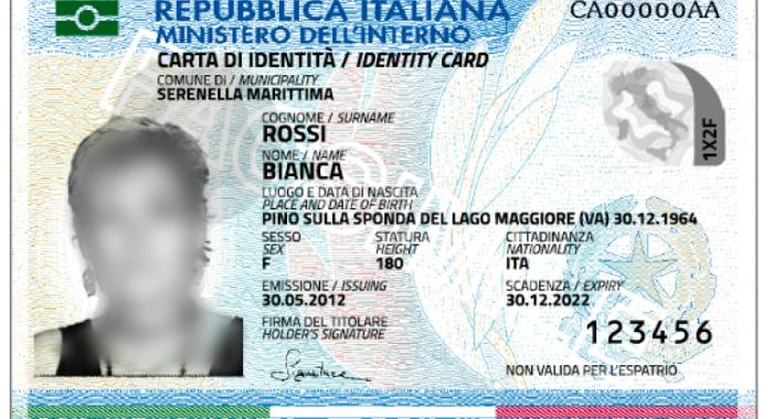BUY ITALIAN IDENTITY CARDS