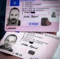Buy Swedish Driving License Online