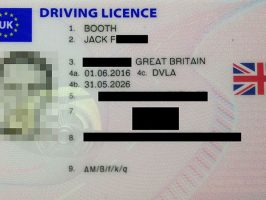 Real Driving licence for sale