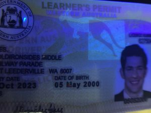 Australia Driving License That Works