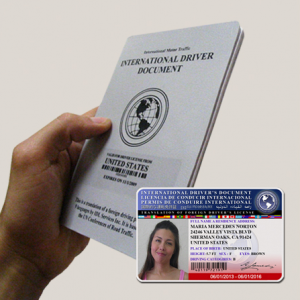get international driving license